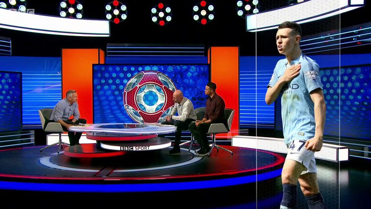 """""""He's ready to be let off the leash"""".  Should Phil Foden be a regular starter for Man City?  #MOTD"""