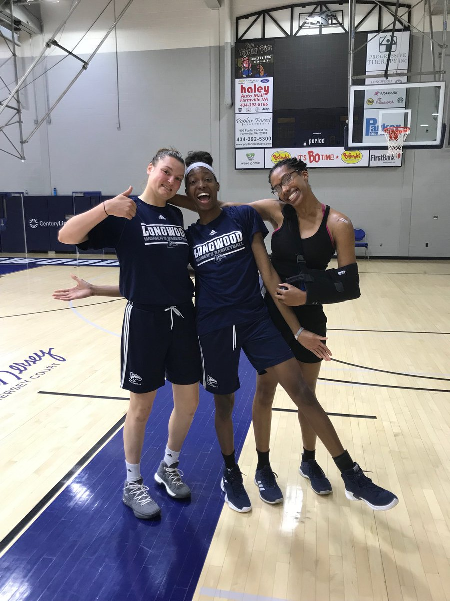 """What if we were a coaching staff?""   it and I would play for you three! ⁦@malloryyodell⁩ Akila ⁦@DaynaJaye21⁩<br>http://pic.twitter.com/k2MTKO4anJ"