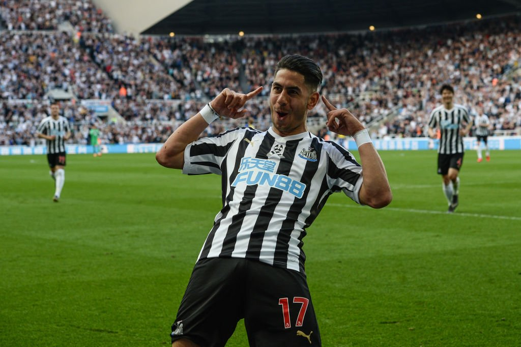 Match of the Day's photo on newcastle