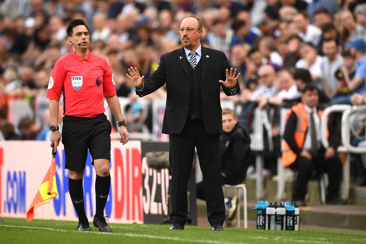 Rafael Benitez has issued an ultimatum as uncertainty surrounds his future at Newcastle.   MORE: http://skysports.tv/HOEnbj #NUFC