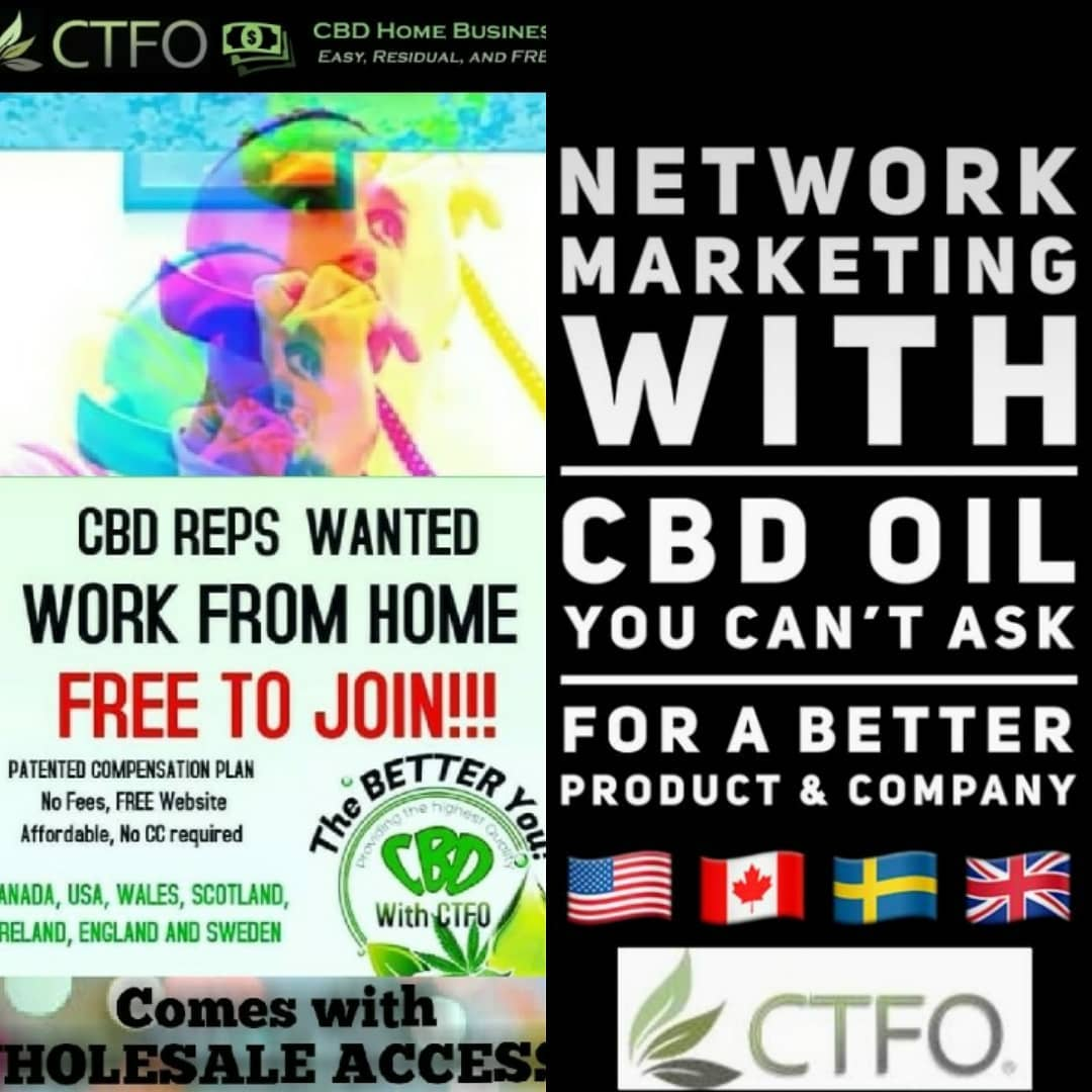 Become The Next CTFO Associate!   ✅Free & Lucrative Business✅Free Back office✅Free Websites ✅N