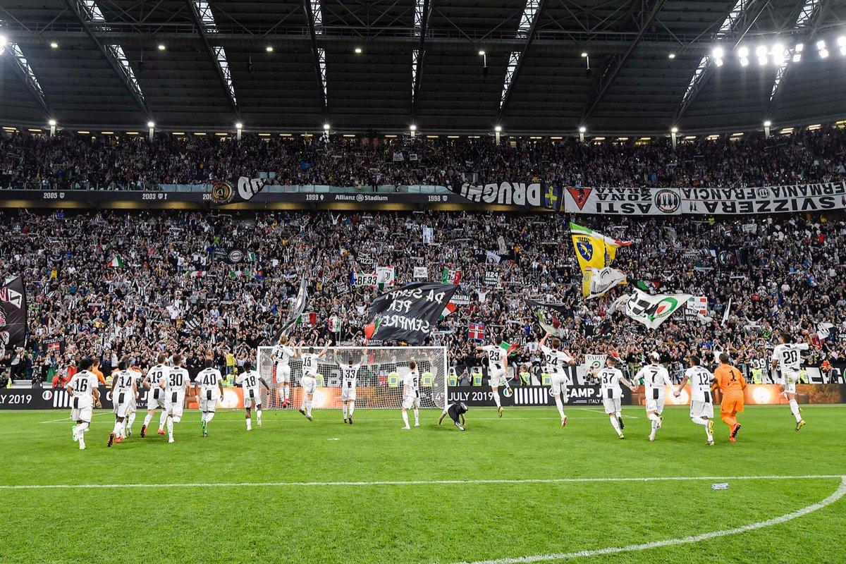 PorMinutos's photo on La Juventus
