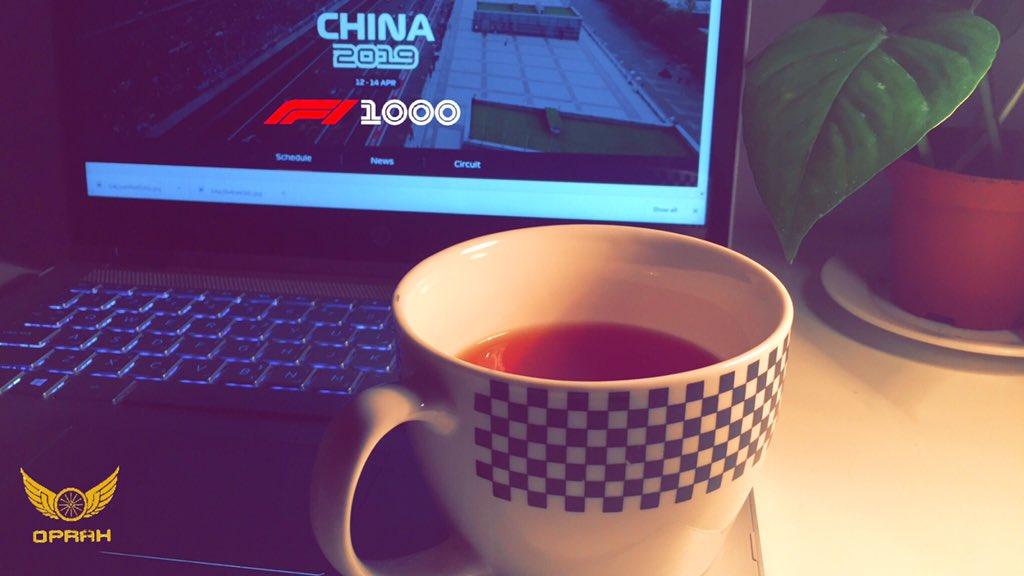 "Some say it was a boring race, some others didn't described and said it was a ""just okay"" race.   البعض وصفه بالسباق المُمل والبعض سكت ولم يقل شيئ ... هل كان سباق الألفية مُمل بنظرك؟ ولماذا؟   #فورمولا1 #F1 #ChineseGP #1000race"