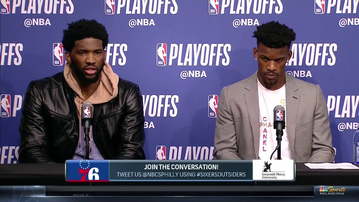 JoJo's got all the 3-1 jokes...  Jimmy can't handle him anymore 😂