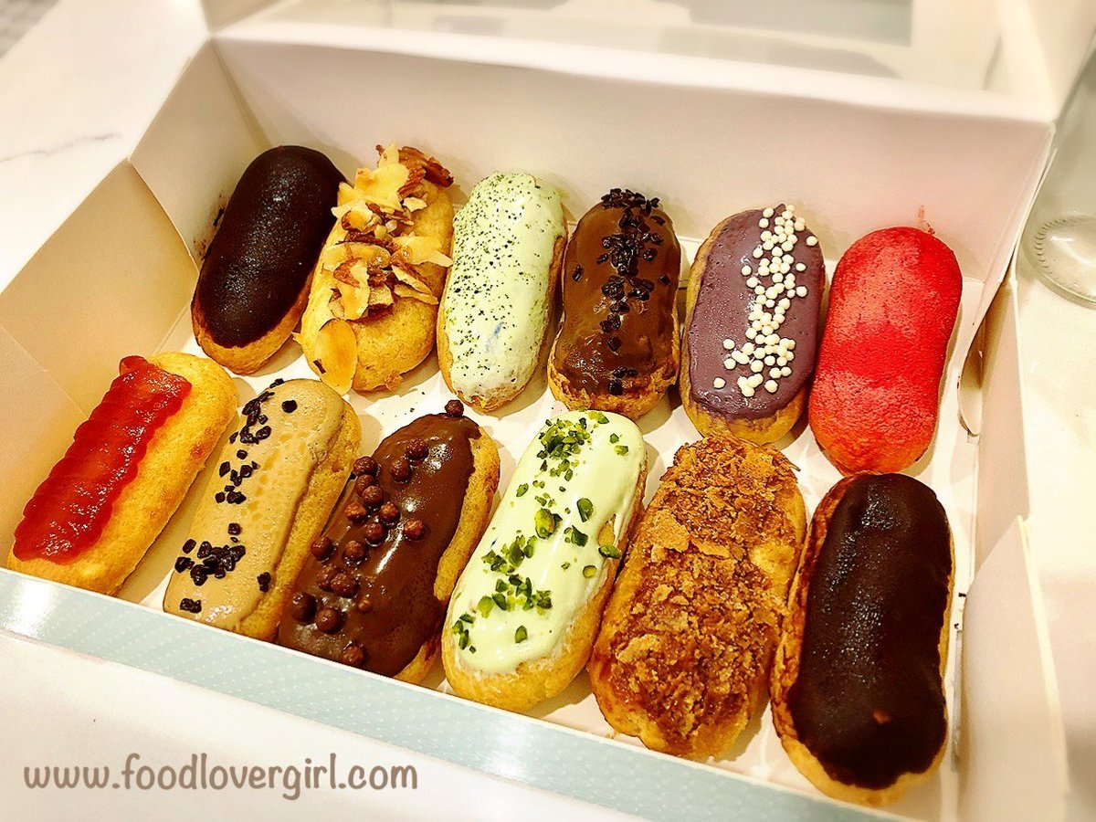 Eclair cafe nyc