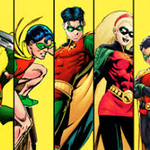 Image for the Tweet beginning: Which Robin are you most