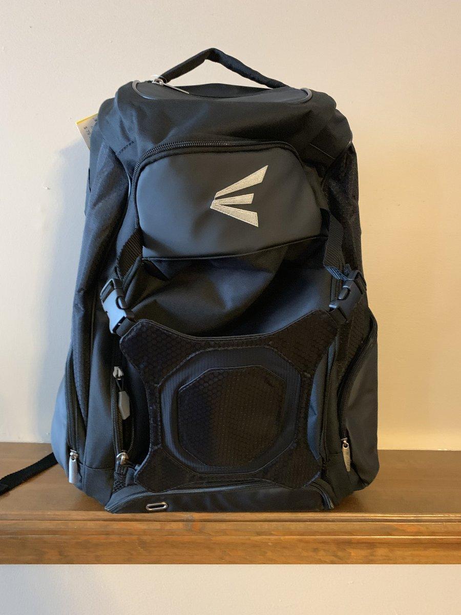 Easton Walk-Off  BatPack Baseball Softball Backpack 2 Bat Carry Bag Equipment