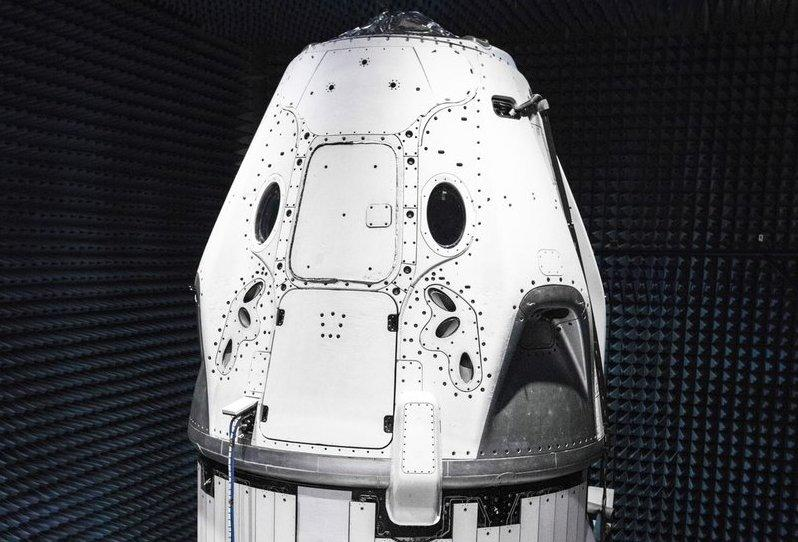 """SpaceX Crew Dragon suffers """"anomaly"""" during engine testing"""