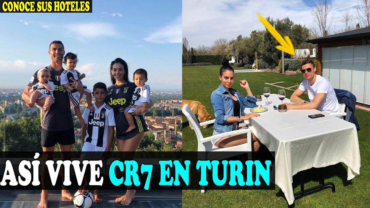 ASÍ VIVE CRISTIANO RONALDO EN ITALIA, CONOCE SU NUEVA INCREÍBLE MANSIÓN, SUS NUEVOS HOTELES Y AUTOS  VÍDEO>>http://goo.gl/1WPBqe      #cristiano #messi #juventus #juve #cr7 #realmadrid #italia #marcelo #mbappe #psg #neymar #zidane #barca #SerieAxESPN #united #mane #Tottenham