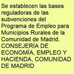 Image for the Tweet beginning: #España #ayudas #subvenciones #asesoría #empresa