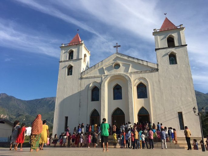 🚶�Curtis S. Chin's photo on Timor