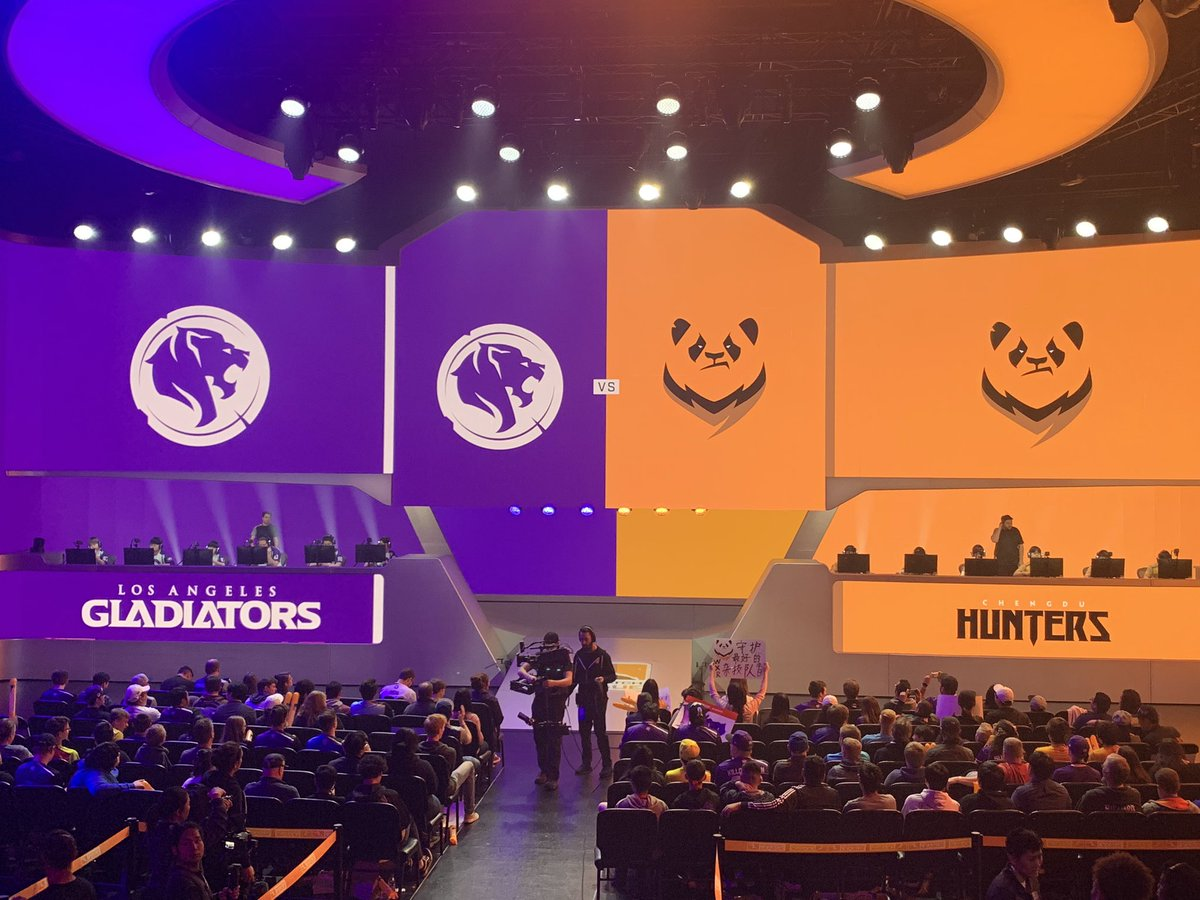 Chris @ ᵁʰʰʰᴴᴴʰ's photo on #OWL2019