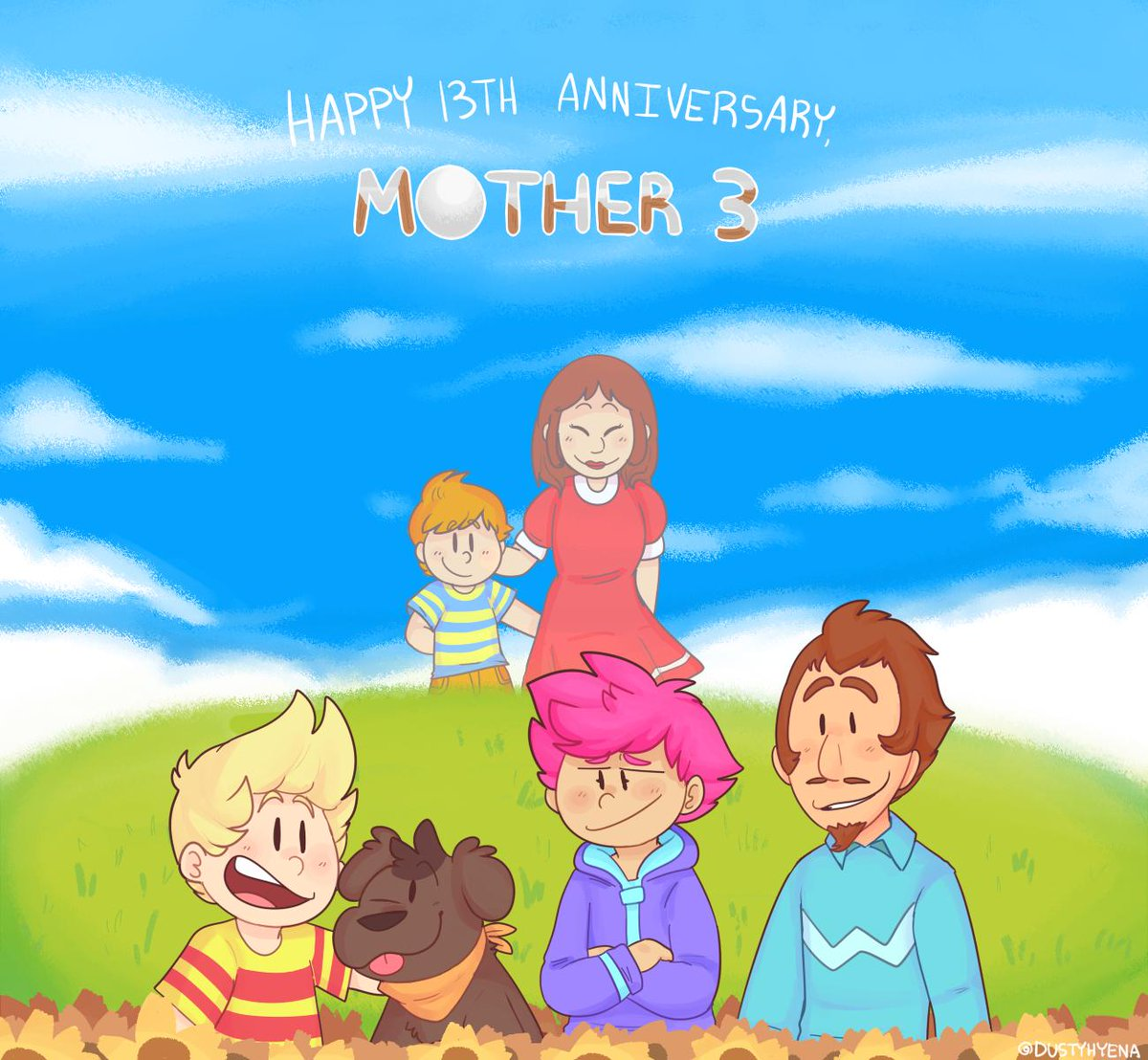 Mother 3 Gameplay