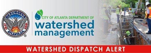 Atlanta Watershed on Twitter: