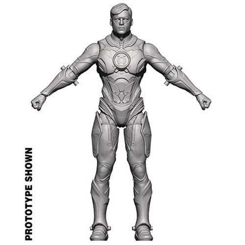 Check out this prototype of the Injustice 2 Green Lantern 1:18 Scale Action Figure from @HiyaToys! The figure features full articulation and character specific accessories, and stands about 3 3/4-inches tall. Pre-order here! ►   #icollectatee #Injustice