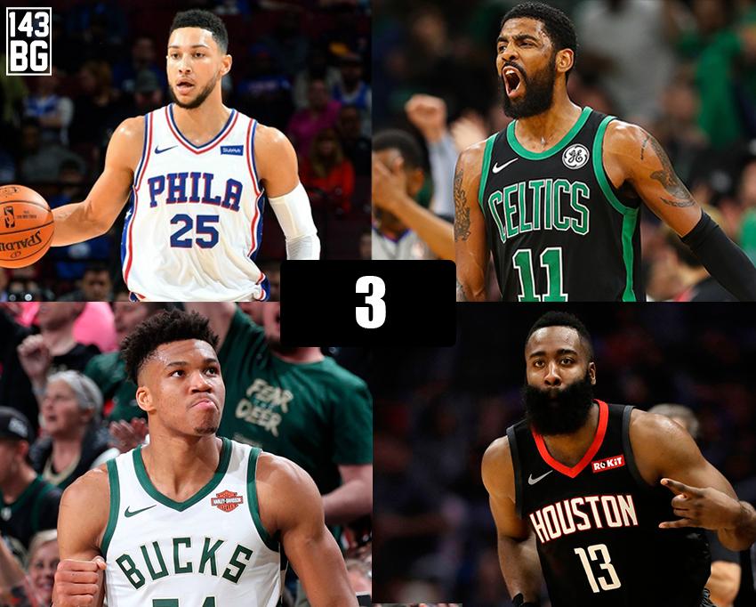 ¡A un partido de pasar a la siguiente ronda! 🤯 Hasta el momento Sixers, Celtics, Buck y Rockets tienen 3 partidos ganados, les faltaría un juego más para pasar a la siguiente ronda de los #Playoffs de la NBA. #NBA #NBAPlayoffs
