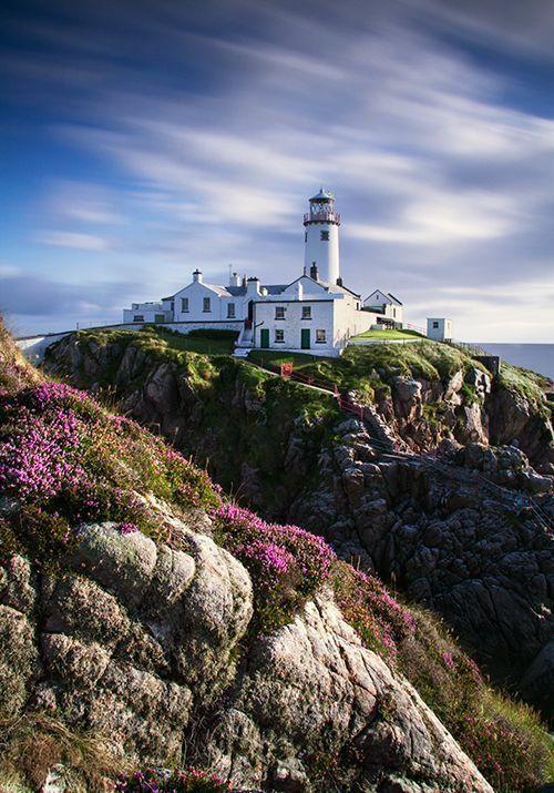 Fanad Head Lighthouse, Donegal, Ireland by Paul Killeen http://buff.ly/2yddVL4 #Ireland #photography #landscape