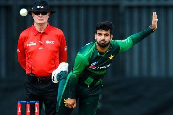 Leg spinner shadab Khan has been diagnosed with a hepatitis C on higher stage . His chances to play in WC are very low now #cricket #WorldCup