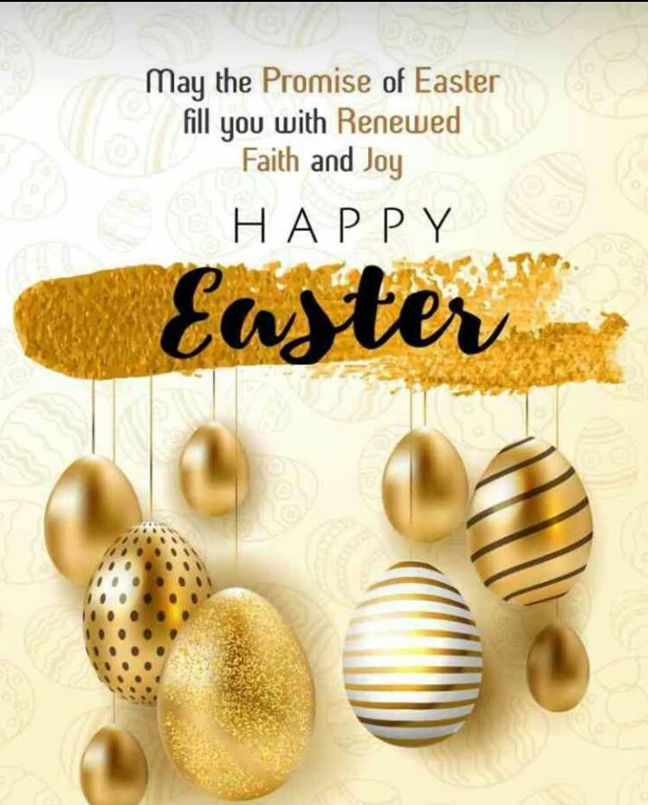 #Easter is here with us and it reminds us that Jesus is risen and reigns forever, I call upon all #Christians to thank the Lord for this great love that was manifested to us, there is no greater #Love than offering one's #life for others  #HappyEaster #Rwanda