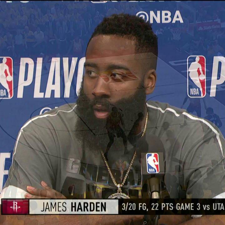 NBA TV's photo on Harden