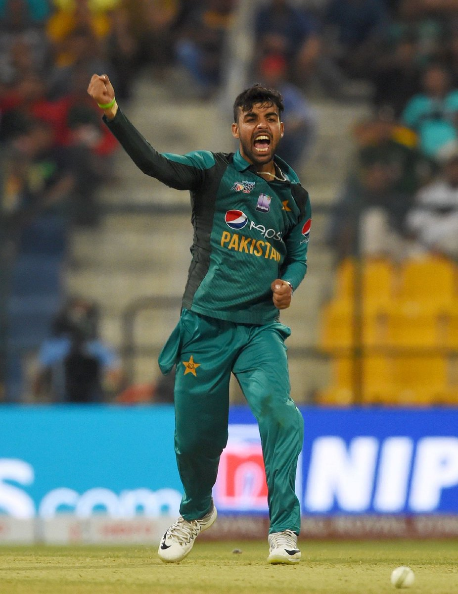 BAD NEWS: @76Shadabkhan ruled out of England series due to Virus in his blood, Doctors advised him 4 weeks rest.  #Cricket #Pakistan #Lahore #Karachi #PCB #CWC19 #WorldCup #ShadabKhan