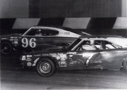 51 years ago today (21 April 1968) Ray Elder drove his Dodge to victory in the 100 lap #NASCAR PCLM (Pacific Coast Late Model) race on the 1/2 mile dirt Ascot Park Speedway, California. https://bit.ly/2pJyzwp