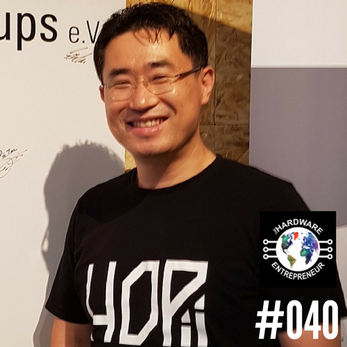 """Freshest craft beer possible - """"Beer as you don't know it"""", check out this episode with my guest Jong-Wook Shin of @hopiibeer - also on @Indiegogo #beer #CraftBeer #startup http://bit.ly/2EgFjw0"""