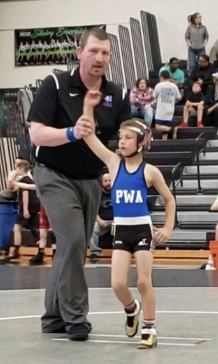 Leyton Crane = The Boss Man.  Way to go in your title LC!  #wrestling #purlerwrestlingcamps#bjj #bjjlifestyle #kidswrestling #collegewrestling #usaw #usawrestling #ncaawrestling #highschoolwrestling #collegewrestling