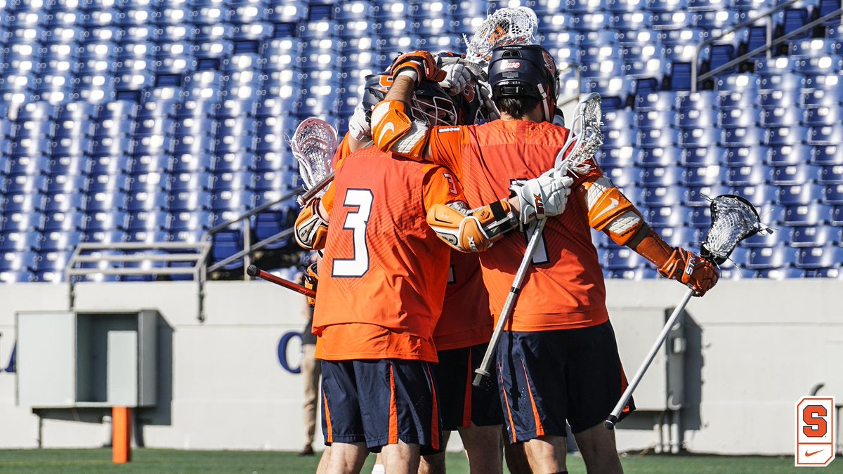 Orange dominate Navy to close out regular season