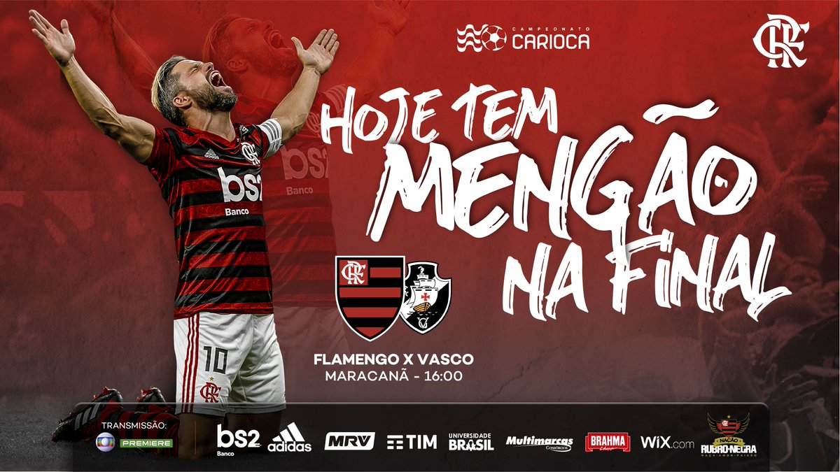 Flamengo's photo on #FLAxVAS