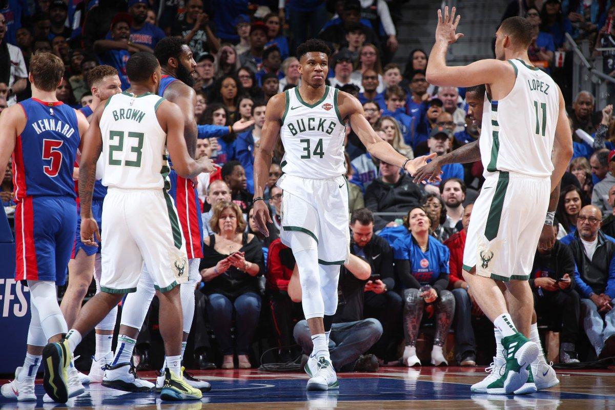 Với Giannis và Milwaukee Bucks, vào Playoffs làm gì có chuyện nương tay?