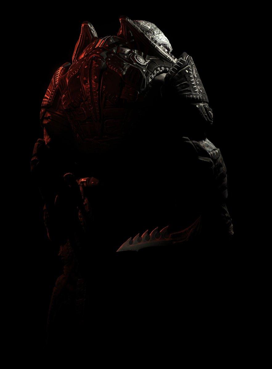 ~High General RAAM 11~ #GearsOfWar #conceptart #action #SabadoDeGanarSeguidores #SaturdayMotivation #Amazing #night #Videogame #hype #SaturdayThoughts #darkside #Awesome #gamer #artwork #digitalart #drawings #BuenSabado #darkmode #games #stronger #Image #picture #horror #Darkness