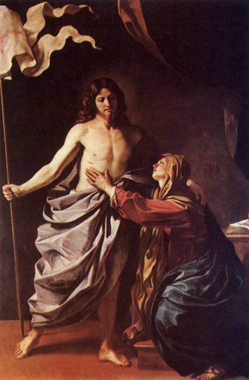 """""""Know these things, O my mother. This flesh is that which I received in thee. This is that which has reposed in my tomb. This is also that which is resurrected today, that which now stands before thee. Fix your eyes upon my hands and upon my feet."""" —Gospel of the Twelve Apostles"""