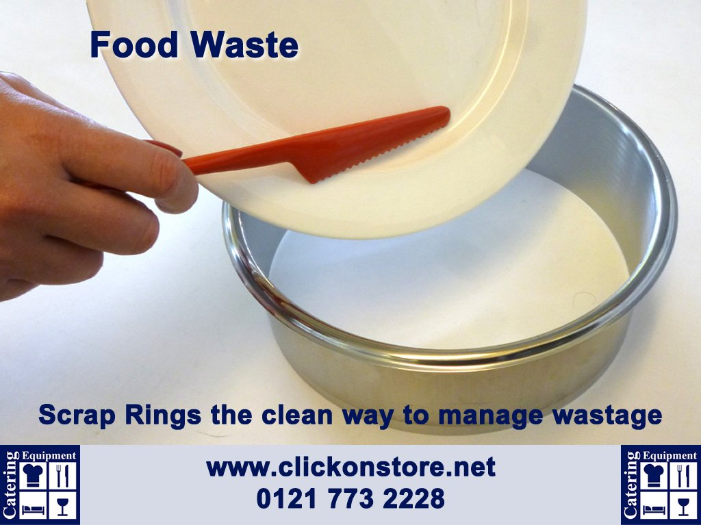 For clean management of Food waste use Scrap Rings. Available from @clickonstore https://goo.gl/f7arqS  #catering #chef #Birmingham #brum
