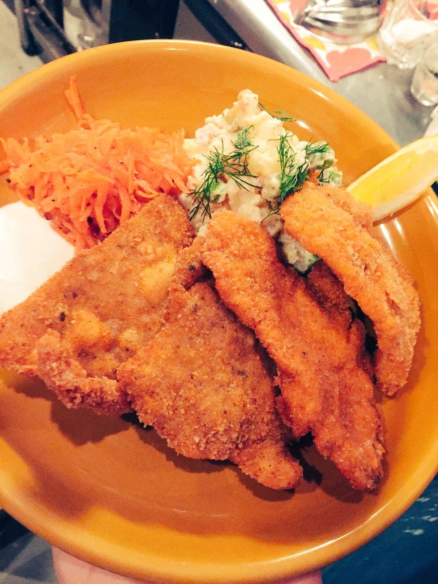 RT @bar_dasenka_ura: ランチオープンしました 🍺  チキン&ポークのチェコ風カツ とかあります  ランチスープはポーランドのスープ ジューレックです 🇵🇱 https://t.co/CHBKgoCYjG