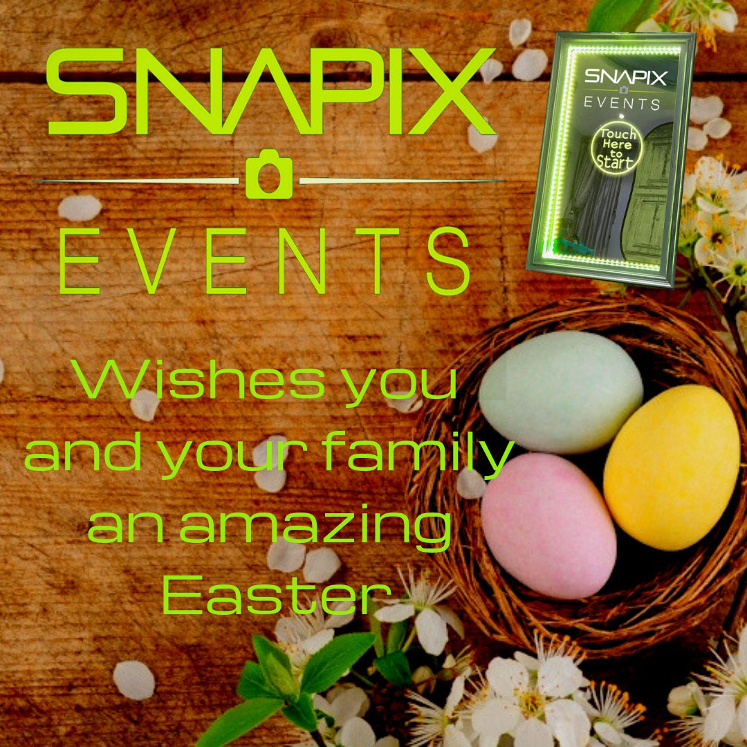 The Snapix Events team wants to extend to our #fans #followers #clients warm wishes for Easter. #snapixevents #bookwithus