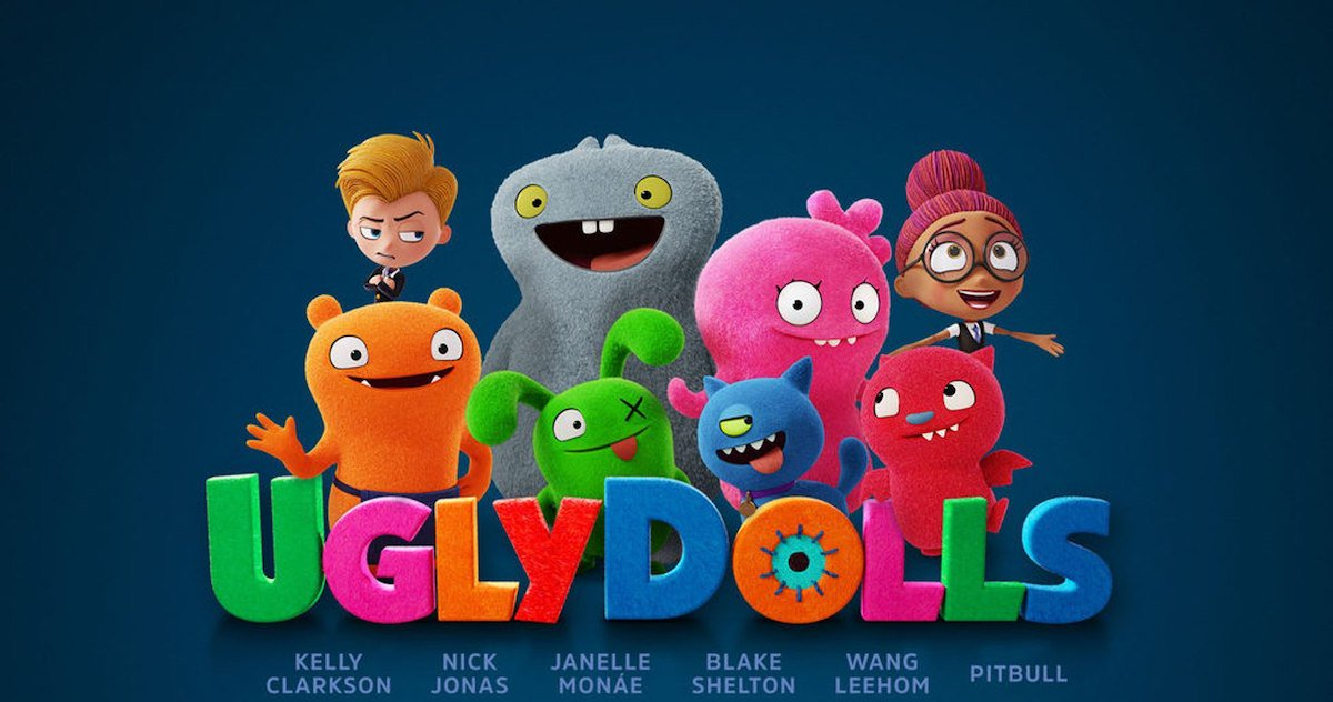 #Minnesota: See #Uglydolls before everyone else!   I'm giving away FREE 4-packs of movie tickets to an advance screening @Uglydolls for this Wednesday, 4/24 at 7pm at Showplace ICON in Minneapolis!   Click here to get your 4 tickets → http://stxtickets.com/wRVki56271    #Minneapolis #MN