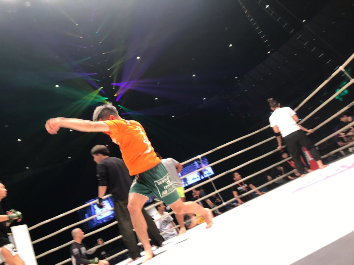 那須川 天心's photo on #RIZIN15