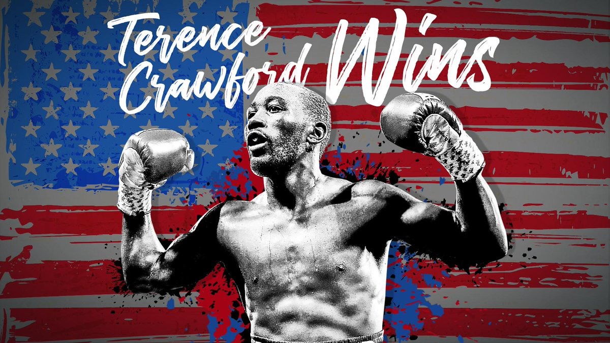 ESPN's photo on Terence Crawford