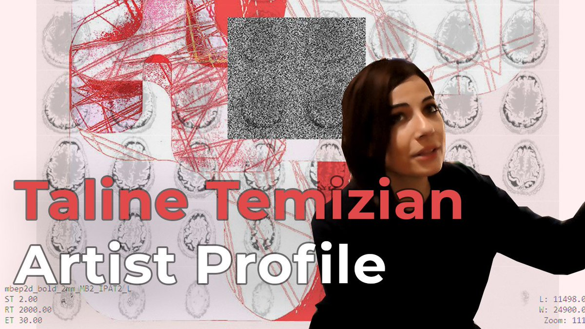 🔥📽Check out our newist artist🖌 profile of Taline Temizian This is a great interview so be sure be give it a watch https://youtu.be/8oFx10yTkdk #art #artwork #interview #brain #Crypto #blockchain #DigitalArtist #profile #womeninleadership