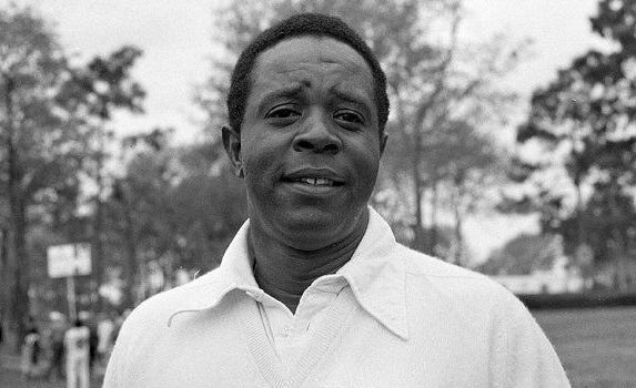 April 21, 1974 — Lee Elder becomes the first African American professional golfer to qualify for the Masters Tournament.