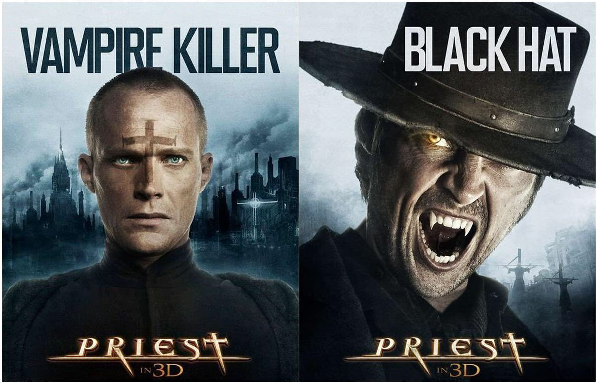 Hey @NXOnNetflix @netflix, #fans would love to see an ongoing #Priest #tv #series #show #hinthint #vampires #scifi kick-ass motorcycles, #cowboys & the Old West, what's not to love?