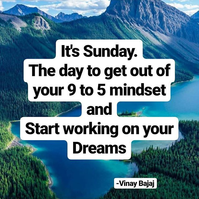 What are you doing today? #today #Sunday #dreams #keepworking #Morningquotes #GoodMorning #Life #Lifequotes #Lifelessons #wisdom #fact #quotes #QOTD #Motivation #motivationalquotes #inspiration #inspirationalquotes #success #successquotes #morningmotivat… http://bit.ly/2IGBaDr