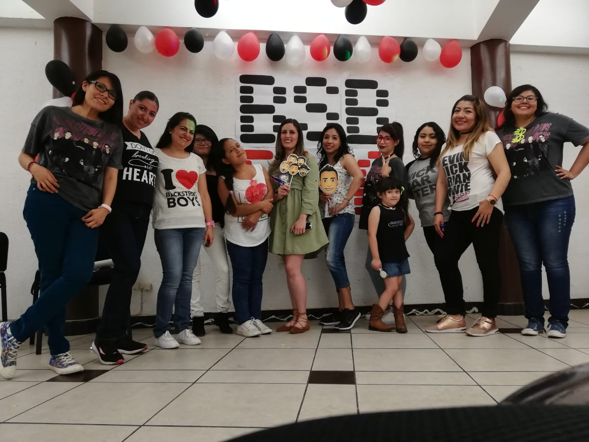 @backstreetboys @nickcarter  @aj_mclean   @kevinrichardson  @howied @brian_littrell    Happy anniversary guys!! #BSB26 #BSBParty #Celebration #Fans #Soldiers #BSBMéxico