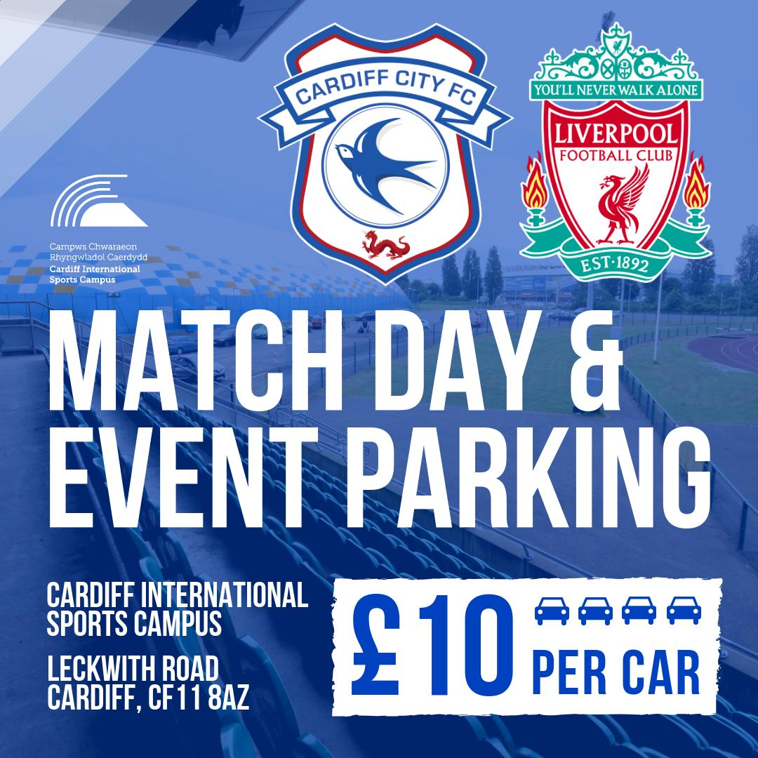 🚘 | Our car park is now open ahead of today's match.  Gates will lock up 1 hour after the final whistle. 🔒  Enjoy the match! 👍