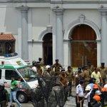 Sri Lanka: une série de huit explosions frappe des hôtels et des églises lors de la messe de Pâques, au moins 158 morts  Suivre notre direct: https://t.co/MabINy3bwk