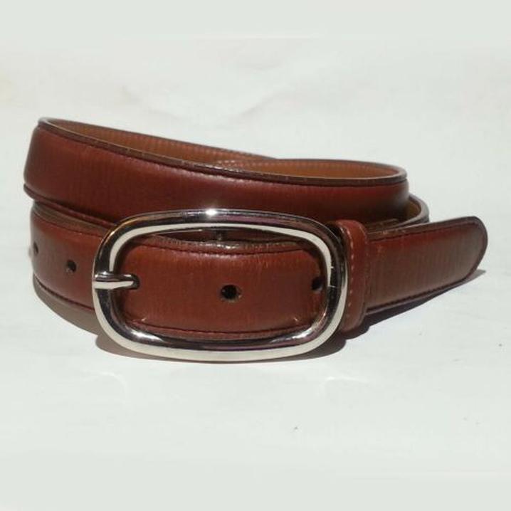 https://t.co/yMlvEpzQfL LAI #women Genuine #leather Brown #belt Size M ( 29-33) 23mm #ebay https://t.co/l0tDa7UcEG