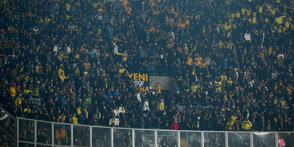 Fenerbahçe SK's photo on #FenerinMaçıVar