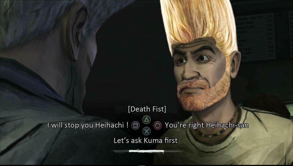 Dengojin On Twitter Tekken 8 Story Mode