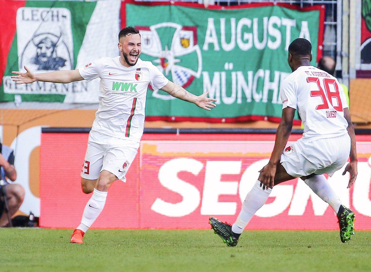 TRT Spor's photo on Augsburg